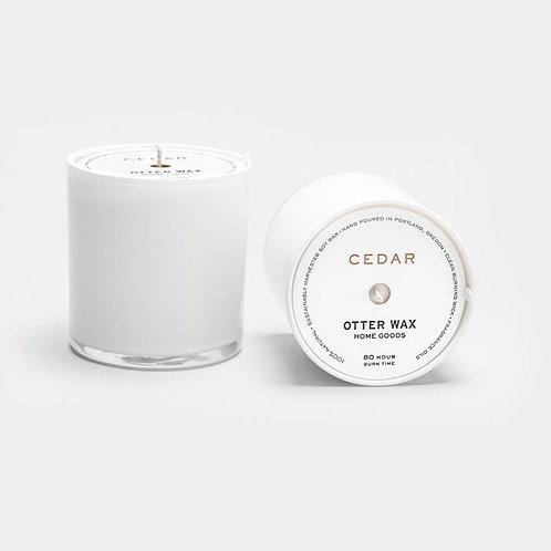 Cedar Soy Candle