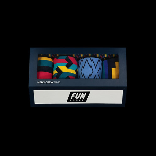 Men's 4PP Crew Box Set