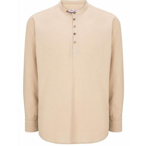 Waffle Shirt (Camel)