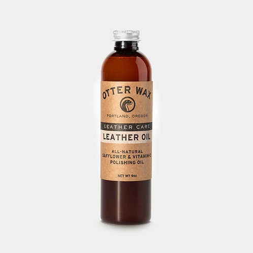 Leather Oil