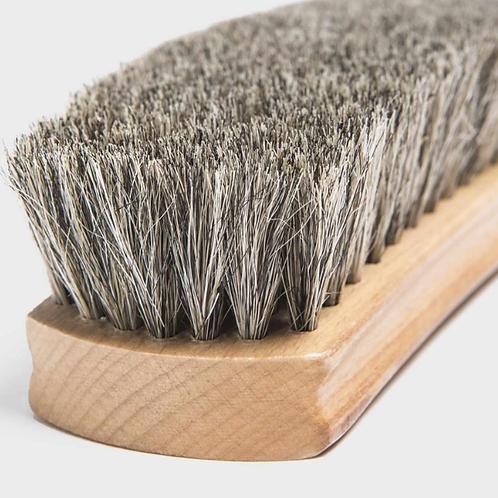 Horsehair Shoe Brush