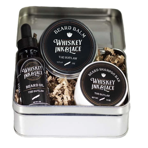 Beard Kit (more scents available)
