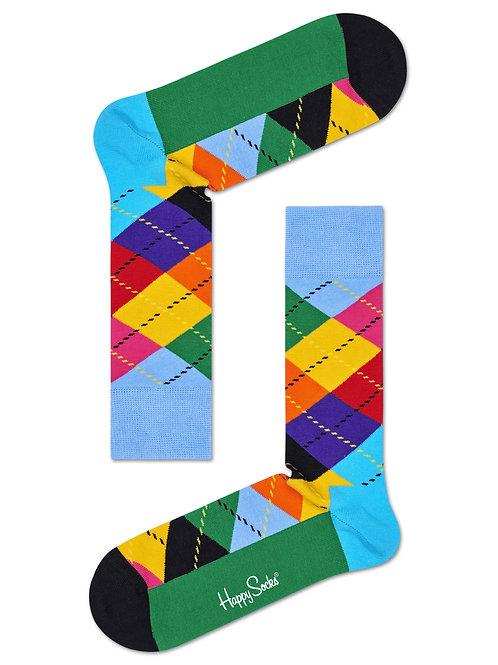 Primary Argyle Sock