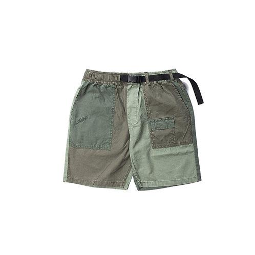 Art Olive Shorts