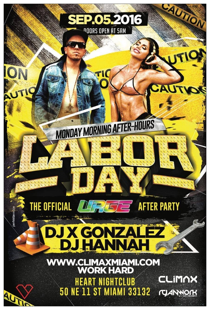 CLIMAX LABOR DAY