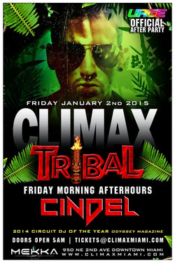 CLIMAX TRIBAL