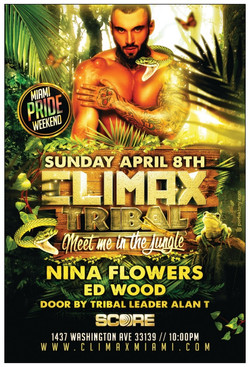 CLIMAX TRIBAL -PRIDE