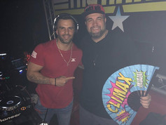 DJ Adrian Dalera throwin' Down!