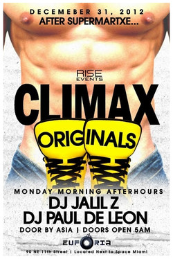 CLIMAX ORIGINALS