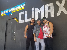 Danny, JERAC + ALLISON CLIMAX Knock Out