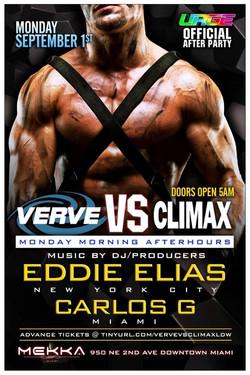 CLIMAX VS VERVE