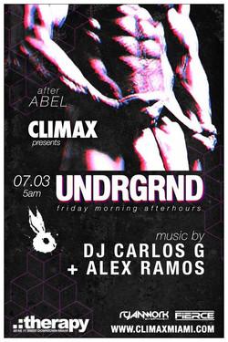CLIMAX UNDERGROUND