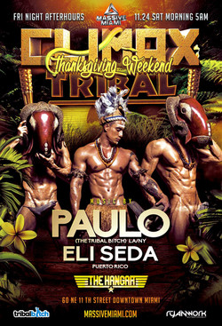 CLIMAX TRIBAL - PAULO