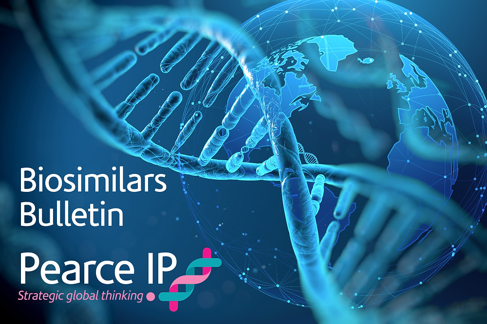 Tracking Biosimilars - Pearce IP