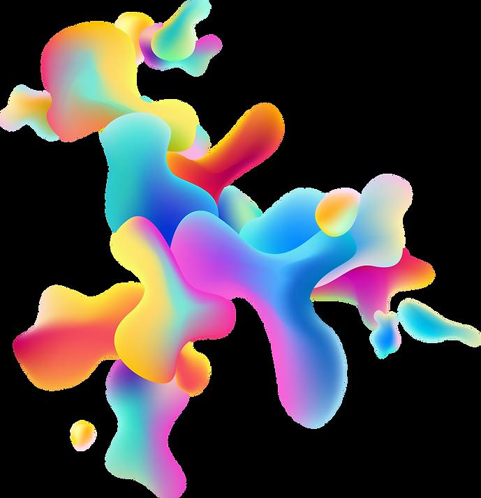 Abstract Splash