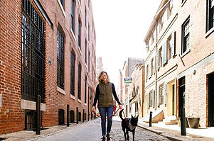 Living in the city with your dog(s) mean