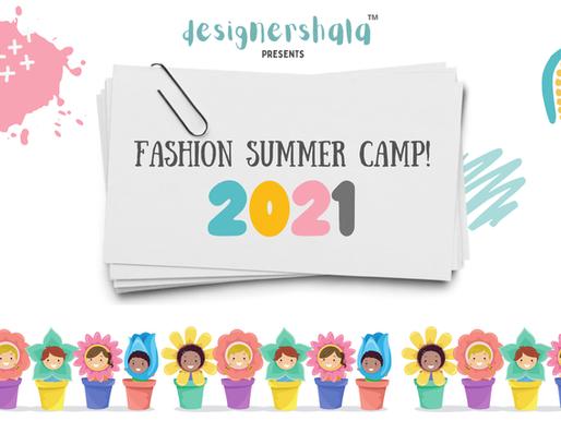 Inside the Designer Shala Fashion Summer Camp