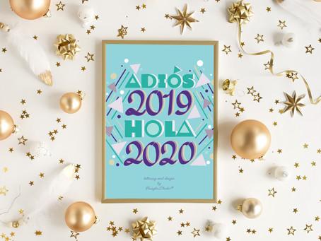 ADIÓS 2019, HOLA 2020