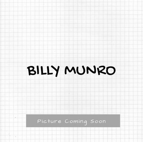 Billy Munro - Elder (Hillview)