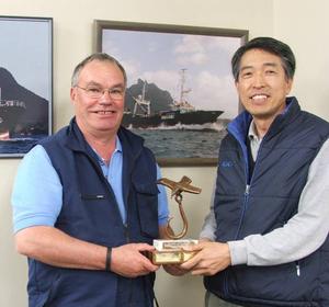 Murray Williamson and Yong-Ho Huh