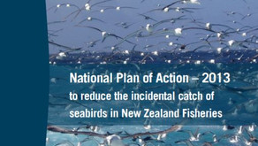 NZ National Plan of Action - Seabirds