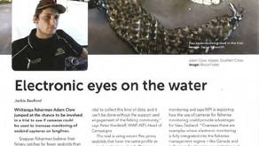 Electronic Monitoring in the Hauraki Gulf