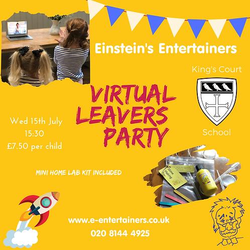 Unofficial Kings Court Old Windsor Virtual Party 15th July 15:30