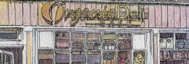 Oxford Organic Cafe