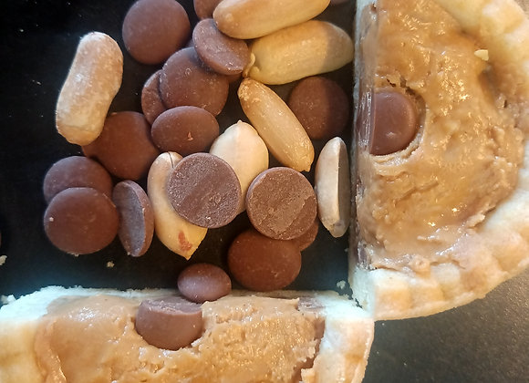עינוגי פדורה - במילוי חמאת בוטנים ושוקולד - 10 יחידות