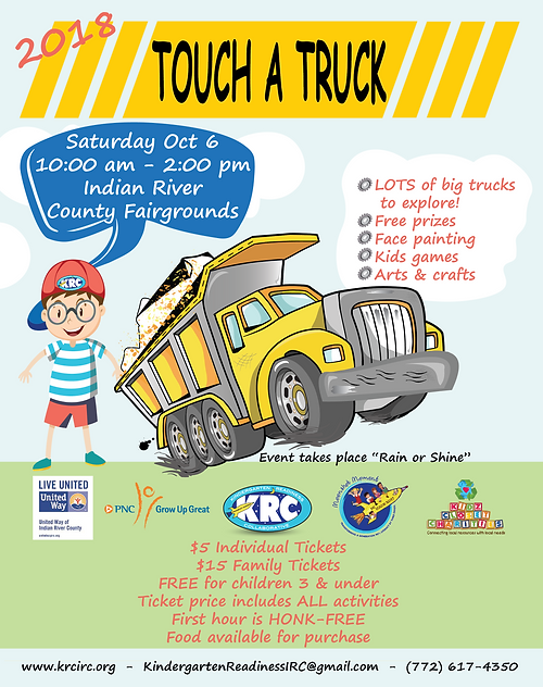 Touch A truck Indian River County