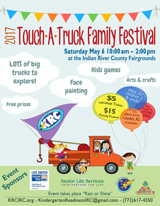 Touch A truck Vero Beach, Florida