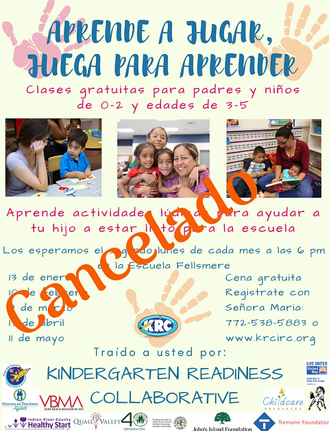 Cancelado _ Learn to Play _ Spring 2020