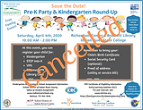 Cancelled _ 2020 Pre-K Party & Kindergar