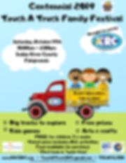 2019 Touch A Truck Family Festival_ Engl