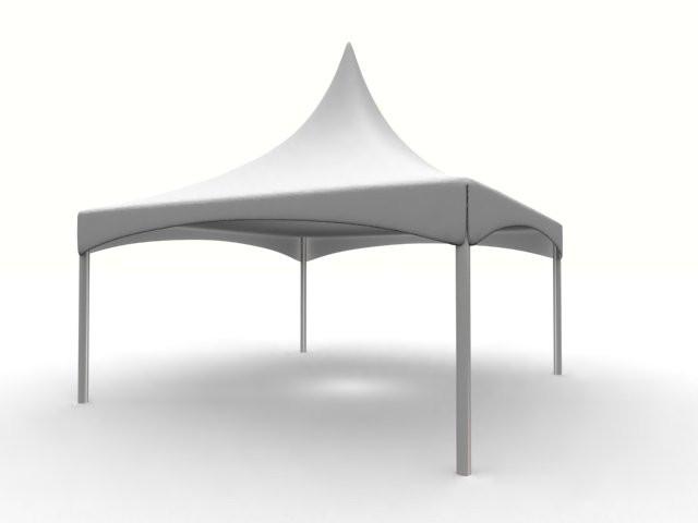 Tenda Chapéu de Bruxa - Surya Locações