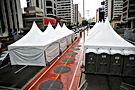 Aluguel de Tendas - Evento Virada na Paulista
