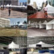 locação de tendas para sitios