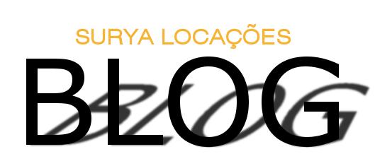 Primeiro post - Blog Surya Locações