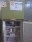 Instalación de un ecógrafo y frigorífico