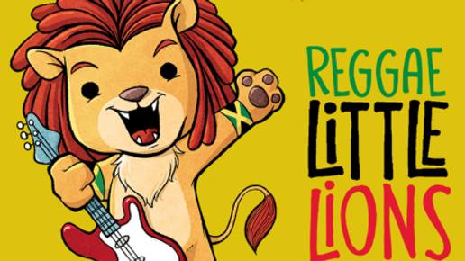Reggae Little Lions: Música Boa para Crianças