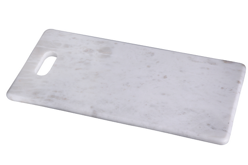 White Marble Cheese Tray