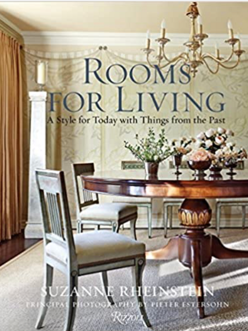 Rooms for Living by Suzanne Rheinstein