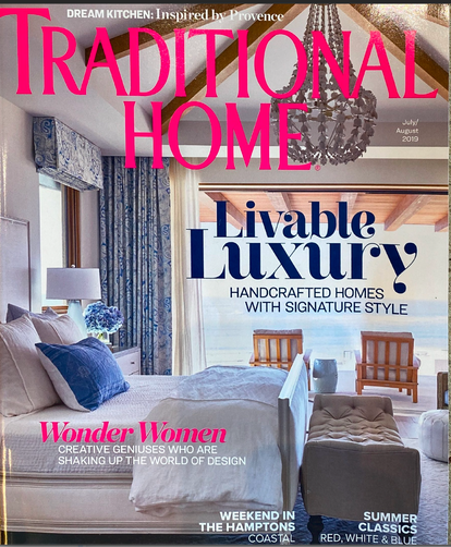 Traditional Home July 2019