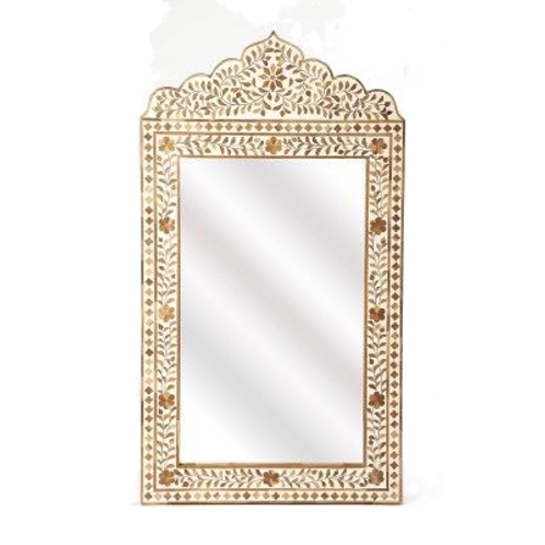 Moroccan Style Inlay Wall Mirror