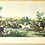 """Thumbnail: 3 Antique Carle Vernet """"La Course"""" Lithographs"""