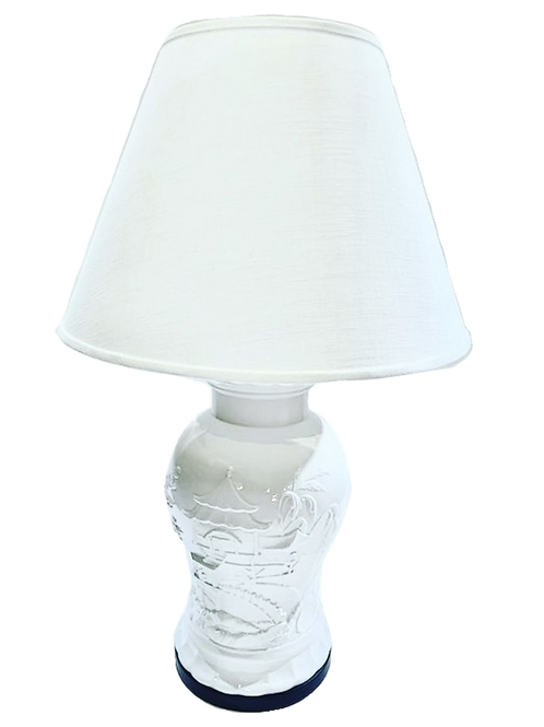 Blanc de Chine Table Lamp