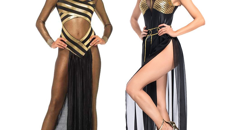 Hot Carnival Party Cleopatra Costume