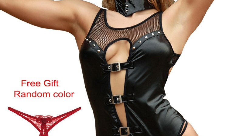 Hot Sexy Police Woman Cosplay Costume