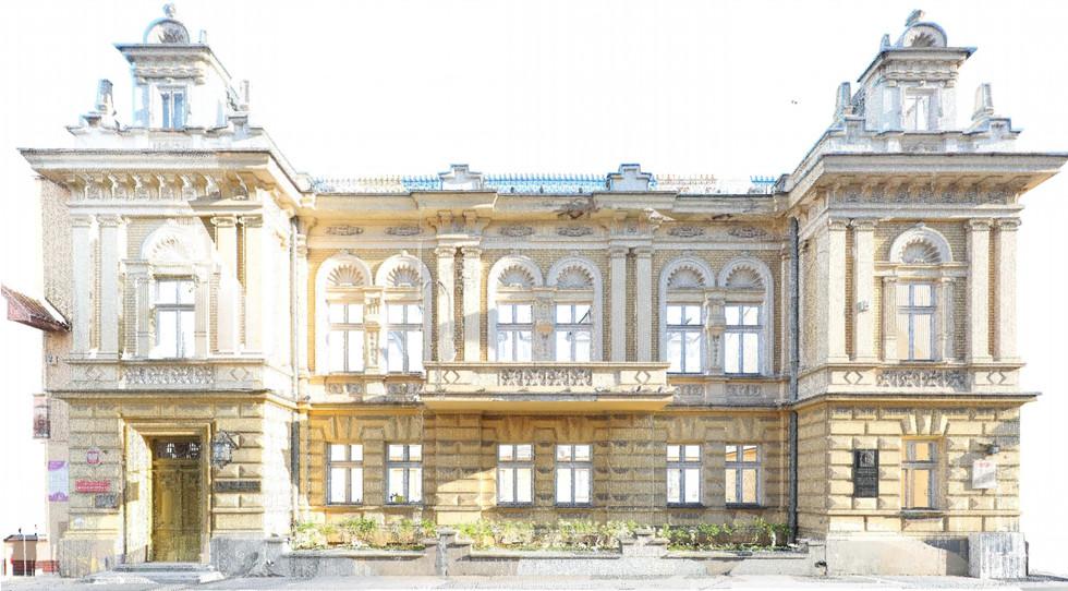 skaning 3d i architektoniczna dokumentacja