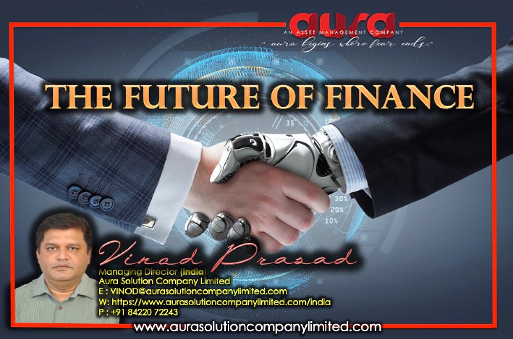 ऑरा सोल्युशन कंपनी लिमिटेड सह आपले वर्तमान आणि भविष्यातील भविष्य